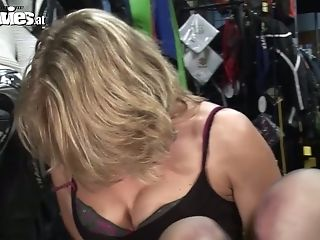Ripped Tarts Are Railing Faces In Dirty Bondage & Discipline Porno Clip