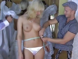 Amazing Pornographic Stars Klarisa Leone, Bella Morgan And Barra Brass In Fabulous Facial Cumshot, Group Fuckfest Porno Clip