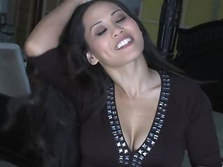 Asian Mummy Stunner Jessica Bangkok Rails A Man Rod Like A Maniac