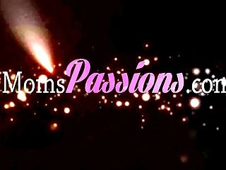 Moms Passions - Barra Brass - Sealing The Deal With Fuck-a-thon