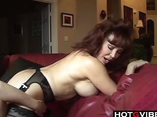 Big-titted Horny Chicks Have Romp