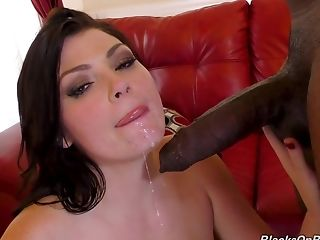 Big Blast Of Black Dick Is Enough To Please Lovely Jessica Rex