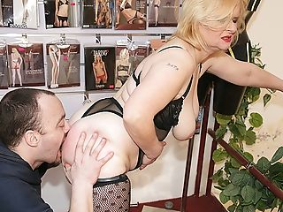 This Matures Nymphomaniac Loves Numerous Stiffys And Spunk