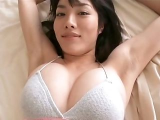 Big-titted Asian Chick Konno Anna Showcases Her Beauty