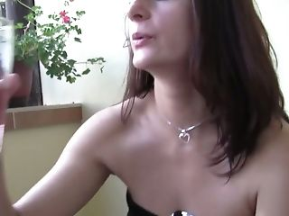 Lusty All Alone Lady Maike Gets Rid Of Her Clothes To Taunt Her Slit A Bit