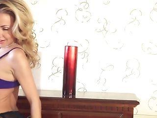 Horny Adult Movie Star Becky Roberts In Amazing Honeys, Erotic Porno Scene