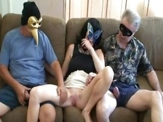 Perverse Granny Playing Romp Games